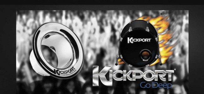 New site for KickPort International by After9Design