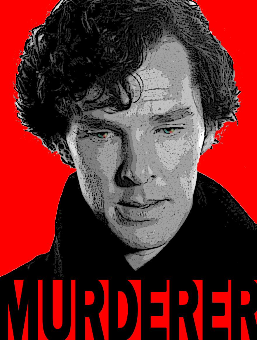 Sherlock- His Last Vow- Murderer